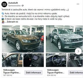 reklama na zdi FB