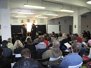 ikonopisecký seminář